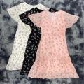 11340 Floral Flare Sleeved Dress【Value Buy】