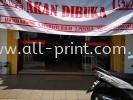Mr Save - Sri Manja - Glass Sticker  glass sticker Printing