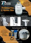 PANAXY PTS-SF01 SHOWER FILTER    Panaxy shower filter