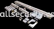 211TL TRACKLESS FOLDING AUTO GATE SYSTEM AST 自动门系统