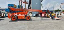 Straight Boom Lift Electrical Powered Straight Boom Lift Boom Lift