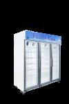 White 3 Door Display Chiller (Standard) Standard Display Series Display Series