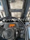 Toyota 7 Ton Forklift  Toyota Diesel Forklift  Rental forklift