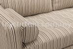 Upholstery Stripe Bingo 18 Clay Stripe Upholstery Fabric