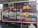 Hong Kong MX Mooncakes Truck Sticker  TRUCK LORRY STICKER