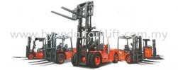 Lonking Lithium Forklift CPD30-38  Lithium Forklift Logistic Equipment