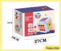 K3267 Creative Toy Block Button Nail IQ Game