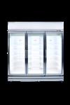 Silver 3 Door Display Chiller (Premium) Chiller Premium Display Series Display Series