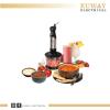 HAMILTON BEACH STAINLESS STEEL HAND BLENDER 59769-SAU Blender Kitchen Appliances