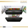 MITSUBISHI 564L 4D FRIDGE MR-LX68EM-GBK Multi Door Series Refrigerator