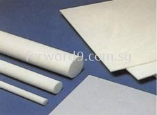 Polyethylene Terephthalate (PETE or PET) Rod & Sheet