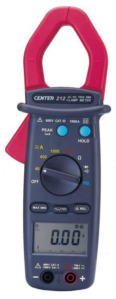 Center Clamp Meter