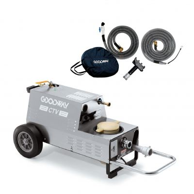 CVT-1501 TowerVac-Efficiancy with No Hassles
