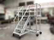 Aluminum Movable Platform