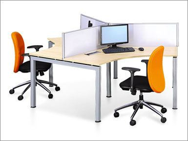 Y shape Office System (AIM-C3-1-YS-PS)