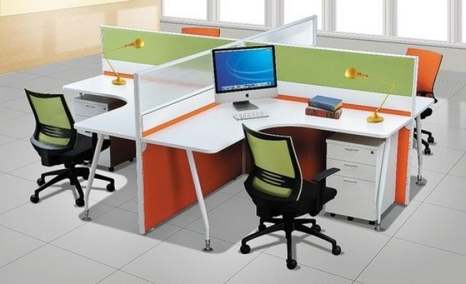 4 Pax Workstation (AIM40-C4-2-SP-SBS)