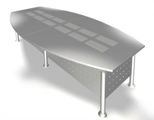 Ellipse Conference Table HT RC7