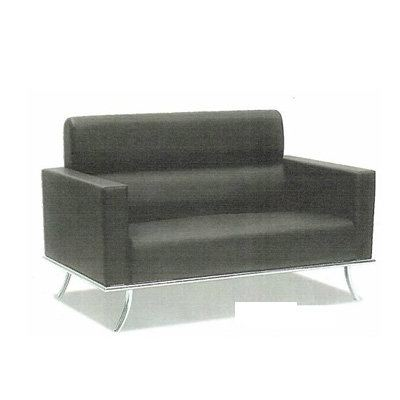 Profile high backrest double seater sofa AIM2-PF