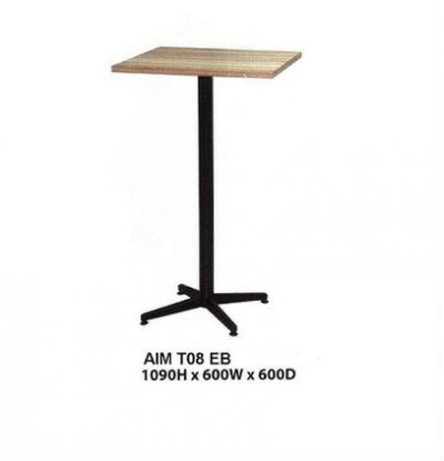 Square Shape Bar Table (AIMT08-EB)