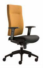 Brabuss Presidential Medium Back Chair (AIM3202F)
