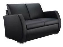 Zee PU Leather Office Sofa (AIM023-2A)