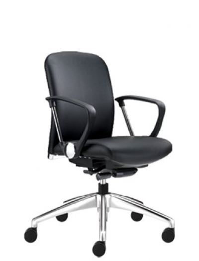 Arona Presidential Low Back Chair AIM3403L