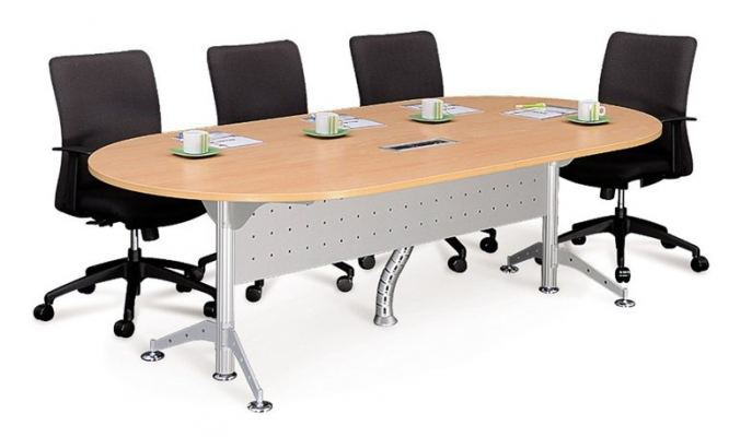 Oval Conference Table Taxus LEG