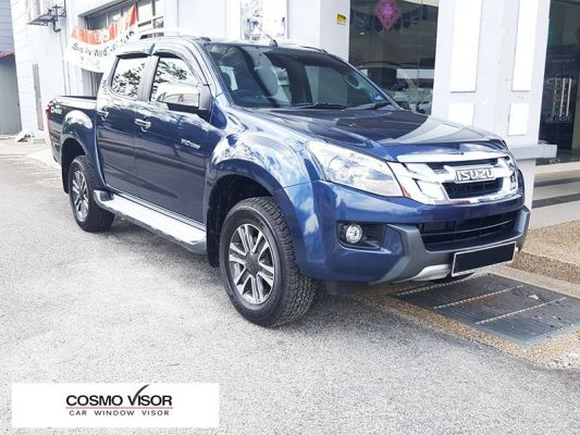 ISUZU D-MAX 13Y-ABOVE (BIG 4.5��-5��)