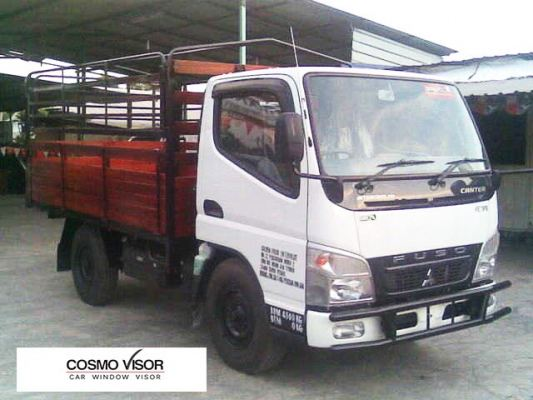 MITSUBISHI FUSO CANTER TRUCK / LORRY 11Y-ABOVE (7TH GENERATION) (MEDIUM 4��)