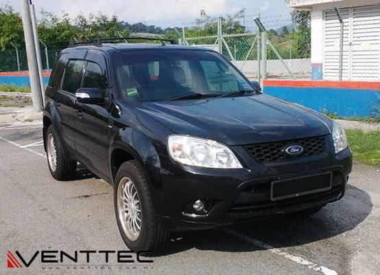 FORD ESCAPE 01Y-07Y = VENTTEC DOOR VISOR