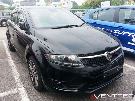 PROTON SUPRIMA-S 13Y-ABOVE (4��=100MM) = VENTTEC DOOR VISOR