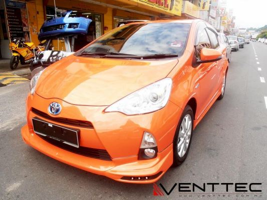 TOYOTA PRIUS C (NHP 10) 11Y-ABOVE
