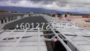 Roofting installation CABIN & PRE-FABRICATED HOUSE