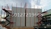 3 story, 2300 workers accommodation / labour quarters INSTALLTION COMPLATE IN 3 WEEKS ( Rapid Project petronas pengerang johor.
