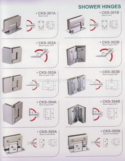 Cks Shower Hinge 001