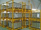 Stackable Pallet Malaysia Pallet Tainer Steel Pallet