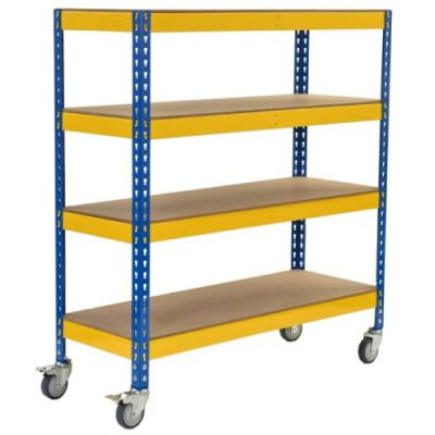 Boltless Rack Trolley