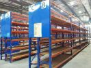 Twin Bay Racking System Heavy Duty Rack Racking System