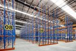 Double Deep Racking System Heavy Duty Rack Racking System