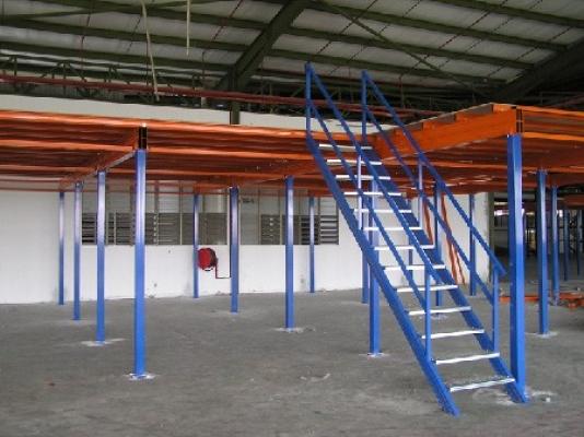 Truss System Mezzanine Floor