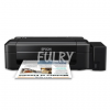 Epson L310 Printer with Fulry Art Pigment Ink CMYK Epson L Printer with Fulry Pigment Inks Machines