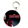 Button Badge MirrorKeychain Material 58mm - 100Pcs/Pack 58mm Badges Materials Badges & Keychains