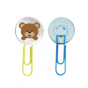 Button Badge Bookmark 44mm - (50pcs/pack) 44mm Badges Materials Badges & Keychains