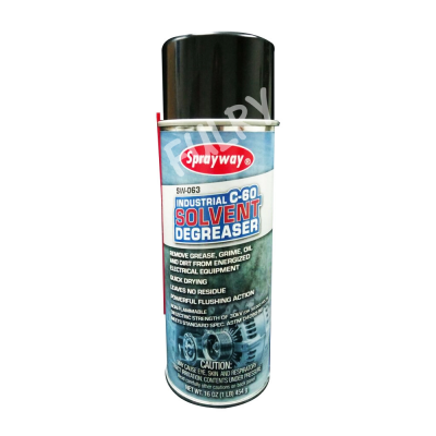 C-60 Solvent Degreaser (Vinyl Removal)