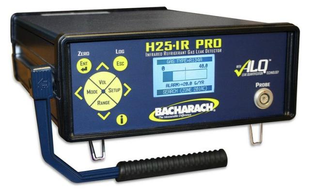 H25-IR PRO SF6 Gas Leak Detector