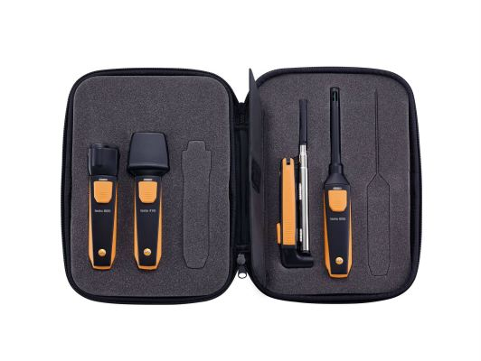 Testo Smart Probes - VAC Set with Bluetooth