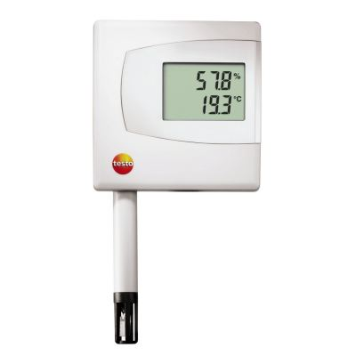testo 6621 - Temperature and humidity transmitter