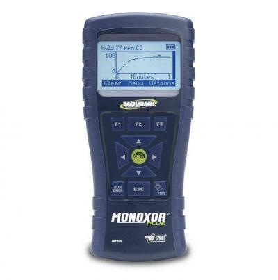 MONOXOR PLUS CO Analyzer