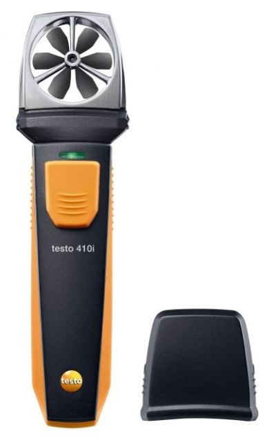 Testo 410i Vane Anemometer with Bluetooth