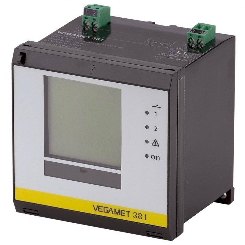 CONTROLLER VEGAMET 381 | Remote Display Digital Indicator